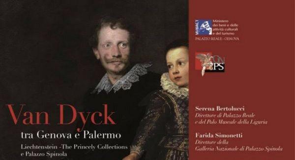 Van Dyck tra Genova e Palermo