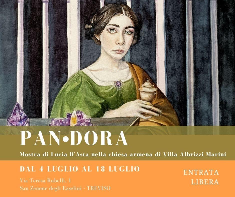 Pan Dora. Lucia D'Asta