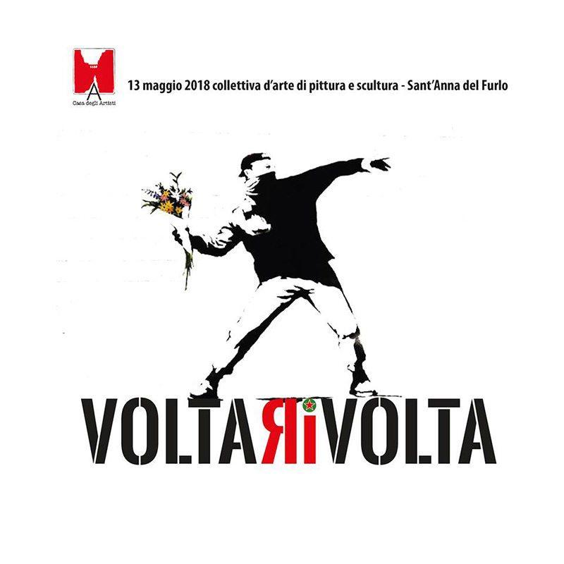 Volta e Rivolta - Sguardi d'artista sul Sessantotto