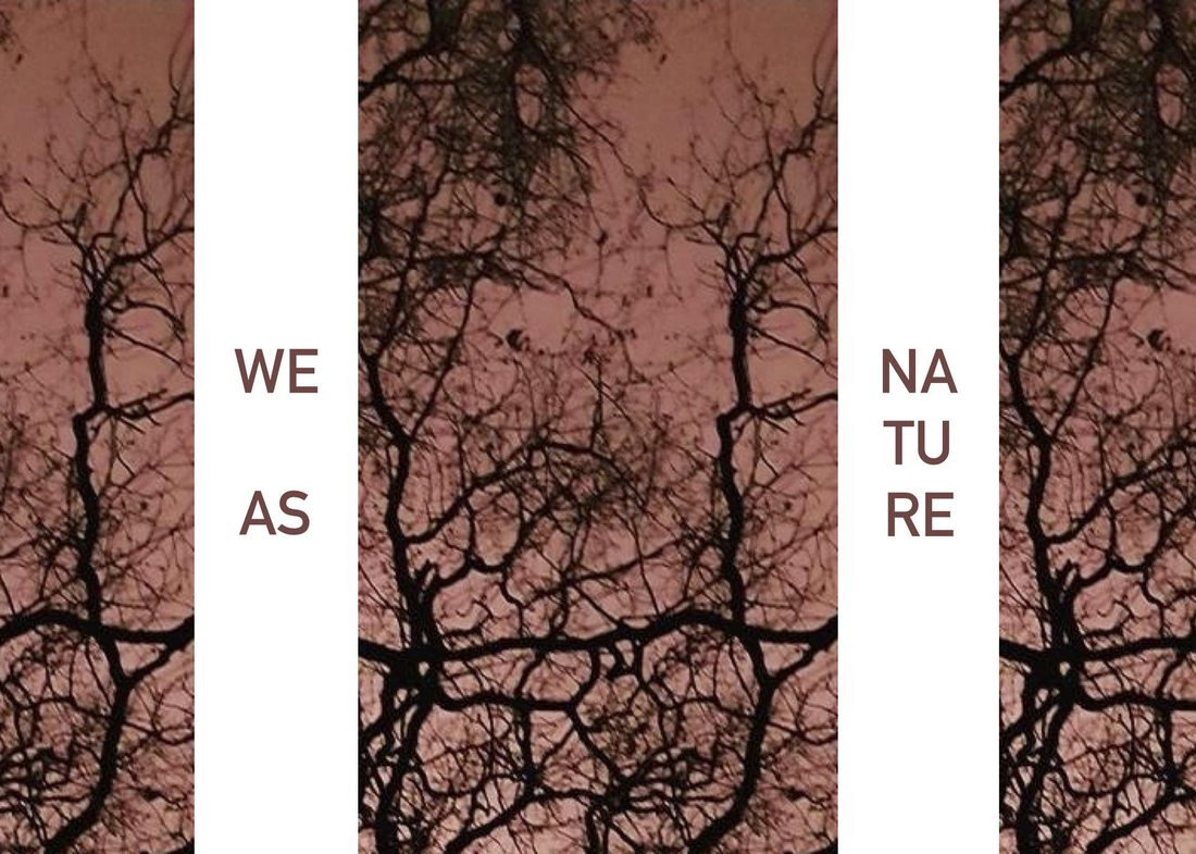 We As Nature - Rome Art Week 2020