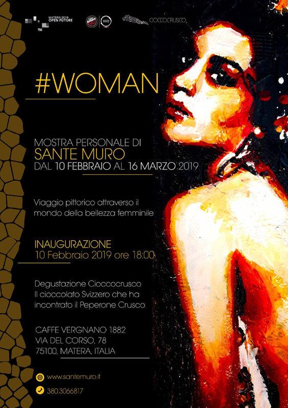 Woman - Sante Muro