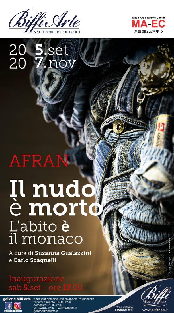 Afran - Il nudo è morto