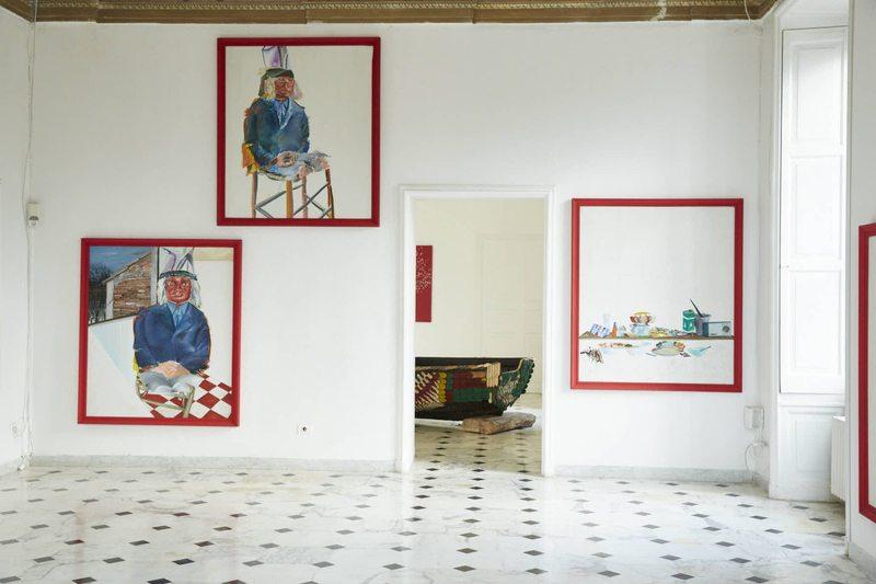 Aldo Mondino moderno postmoderno contemporaneo