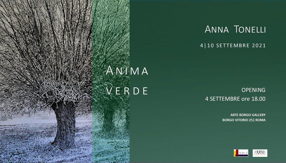 Anna Tonelli. Anima verde