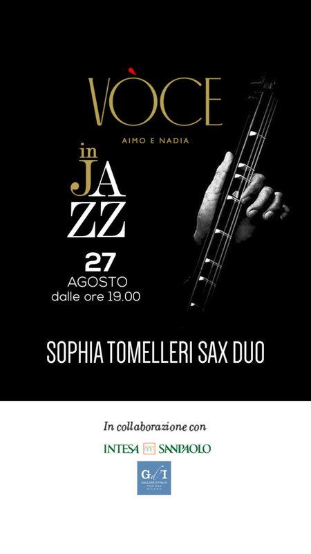 Jazz e Arte - Voce Aimo e Nadia, Gallerie d'Italia