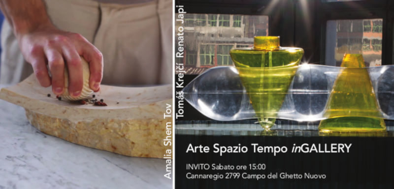 inGALLERY Arte Spazio Tempo