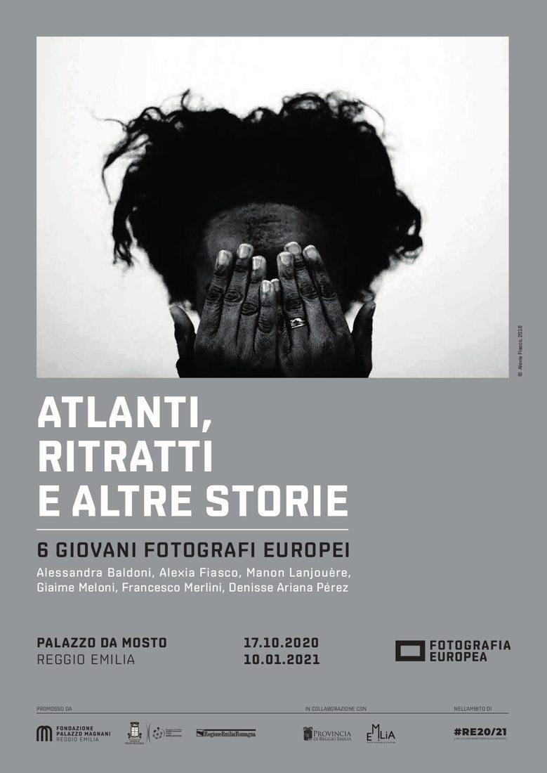 ATLANTI, RITRATTI E ALTRE STORIE. 6 giovani fotografi europei