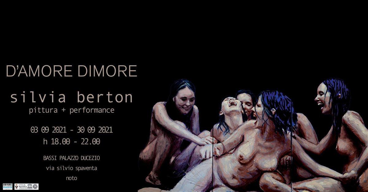 Silvia Berton. D'Amore Dimore