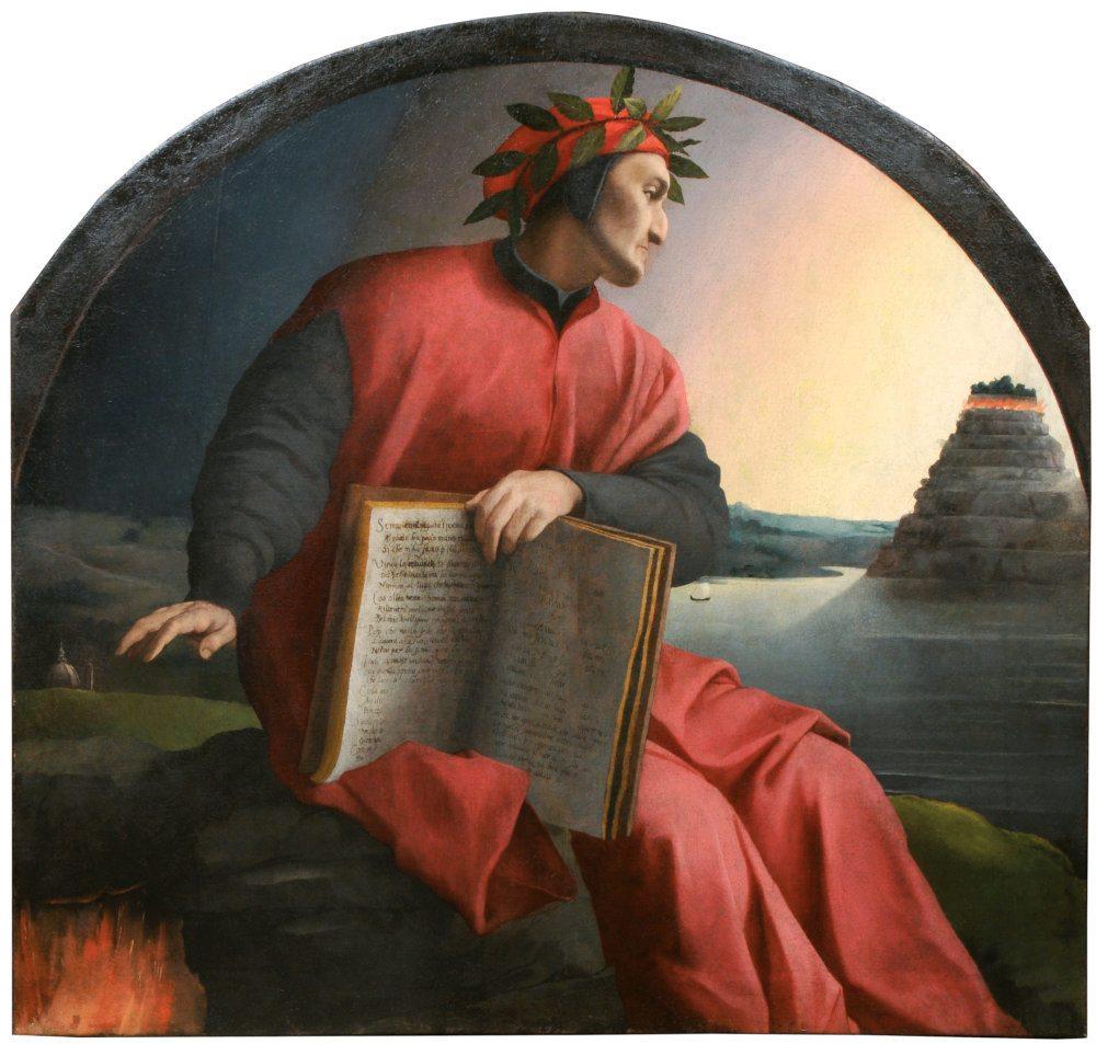 Il Ritratto di Dante del Bronzino alla Certosa di Firenze
