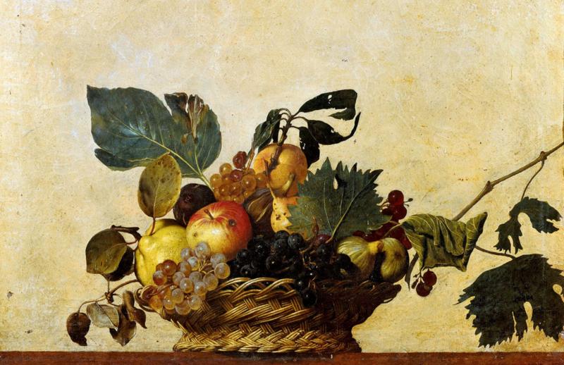 L'origine della natura morta in Italia. Caravaggio e il Maestro di Hartford