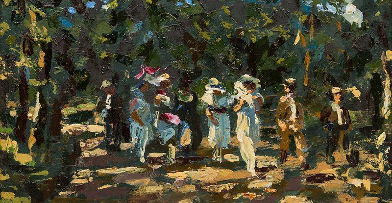 Carlo Corsi. Luce e colore 1879-1966
