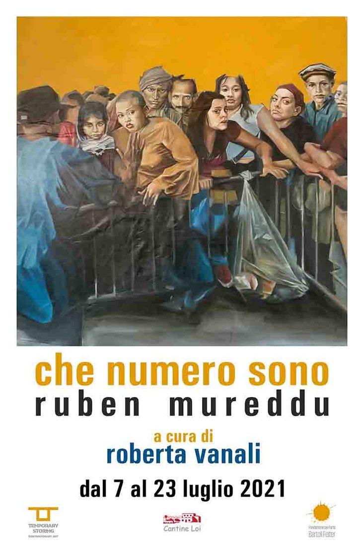 Ruben Mureddu. Che numero sono
