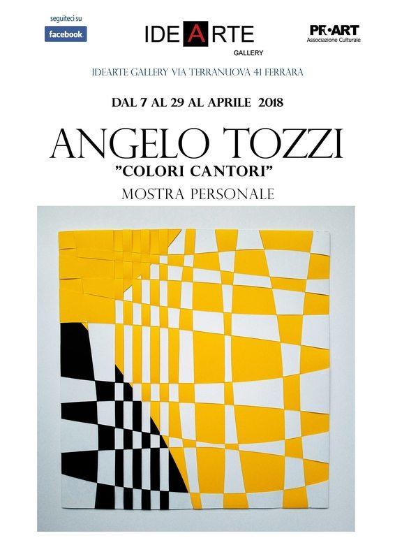 Colori Cantori di Angelo Tozzi