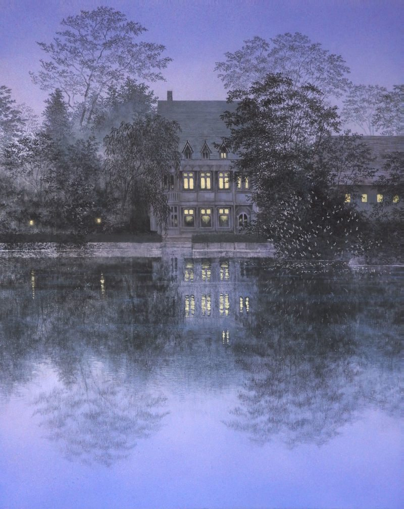 Finestre di luce nei boschi - Shoko Okumura