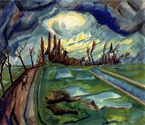 Soggettivo Primordiale - Espressionismo tedesco