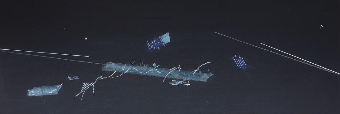 La scia della Balena. Personale di Virginia Carbonelli
