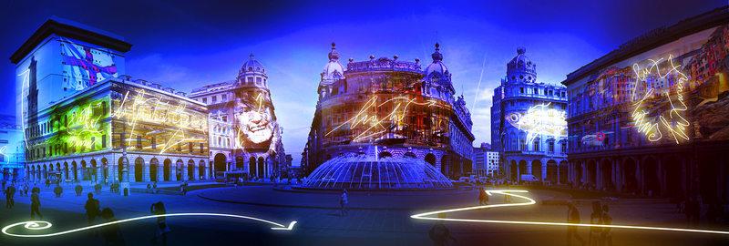 Lo spirito di Genova - Parola alla città