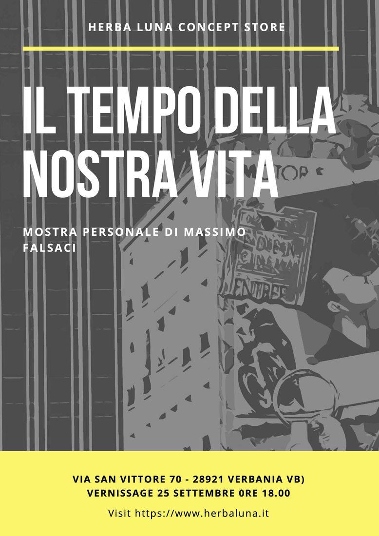Massimo Falsaci - Il tempo della nostra vita
