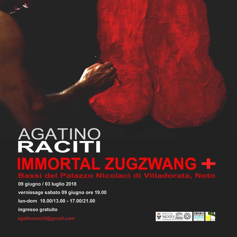 Zugzwang - Agatino Raciti