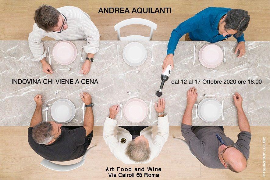 Art Food and Wine Indovina chi viene a cena