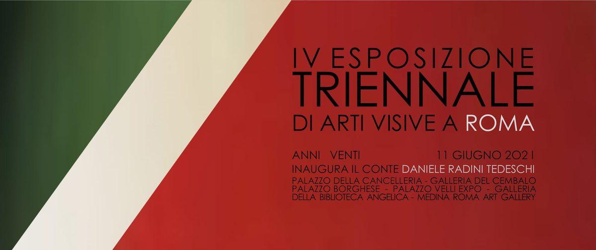 Esposizione Triennale di Arti Visive. Global Change, Anni Venti