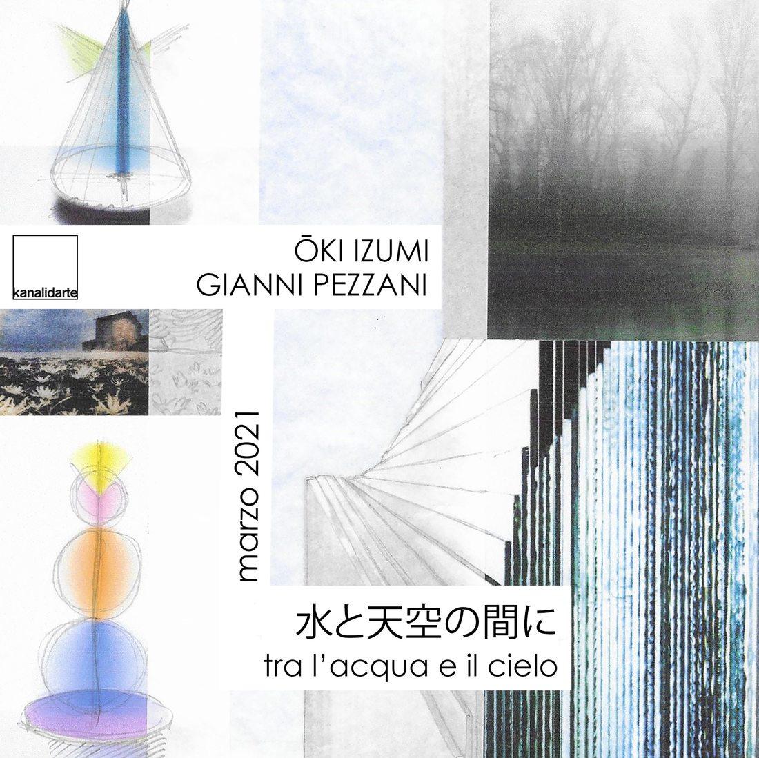 Ōki Izumi - Gianni Pezzani, Tra l'Acqua e il cielo