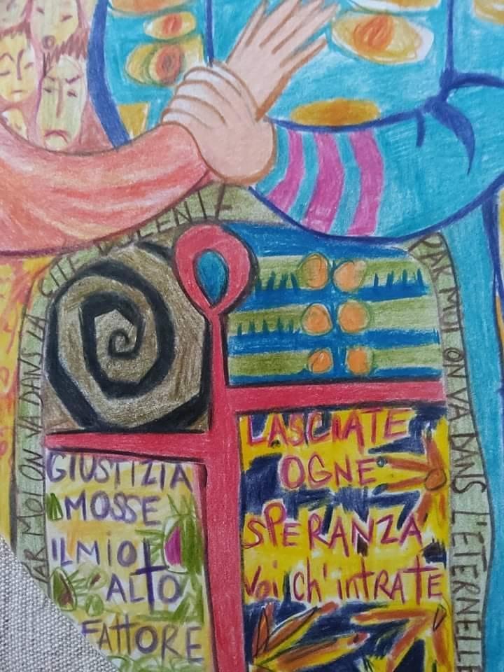 Inferno, Purgatorio o Paradiso? Viaggio artistico nei luoghi Danteschi