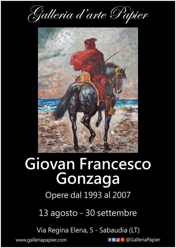 Giovan Francesco Gonzaga - Opere dal 1993 al 2007