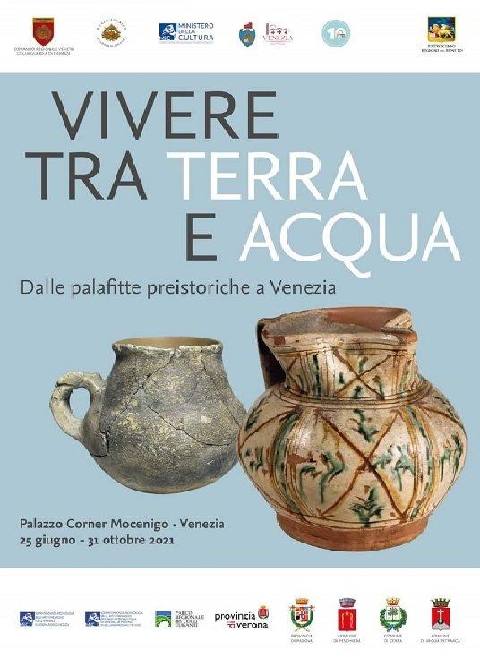 VIVERE TRA TERRA E ACQUA – dalle palafitte preistoriche a Venezia