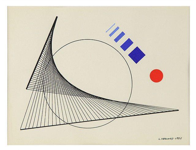 Luigi Veronesi - Luce, forma, costruzione. Le sperimentazioni artistiche negli anni '30 e '40