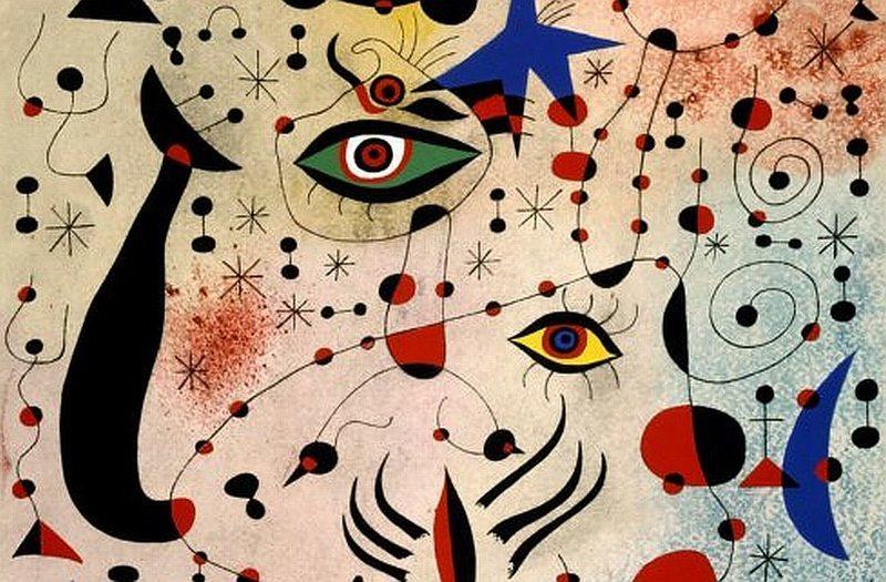 Miró e Marino - I colori del Mediterraneo