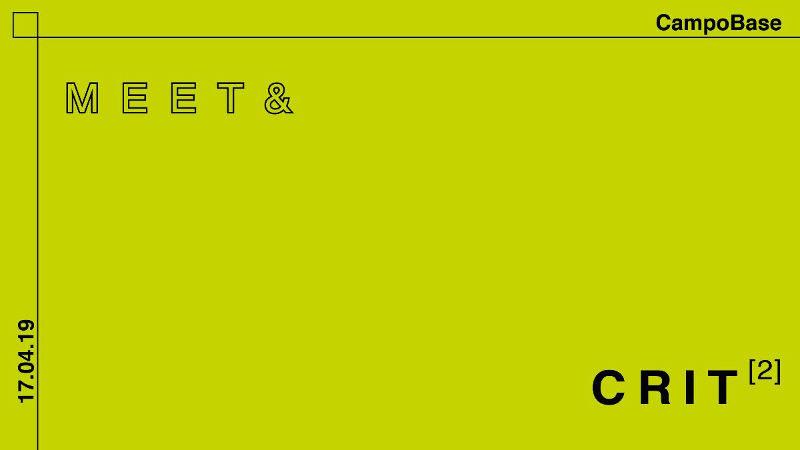Meet & Crit [2]