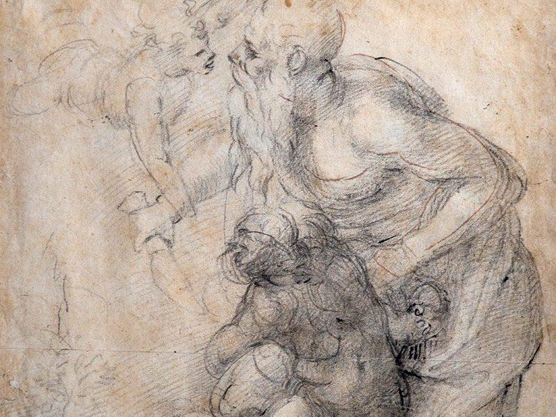 Michelangelo capolavori ritrovati