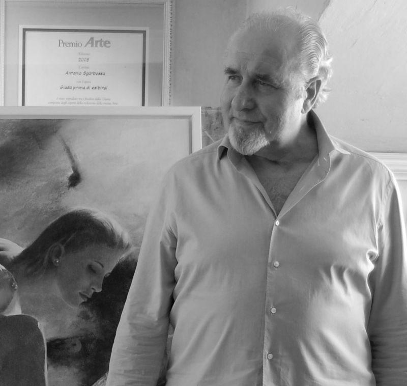 Antonio Sgarbossa - La luce tra spazio reale e virtuale