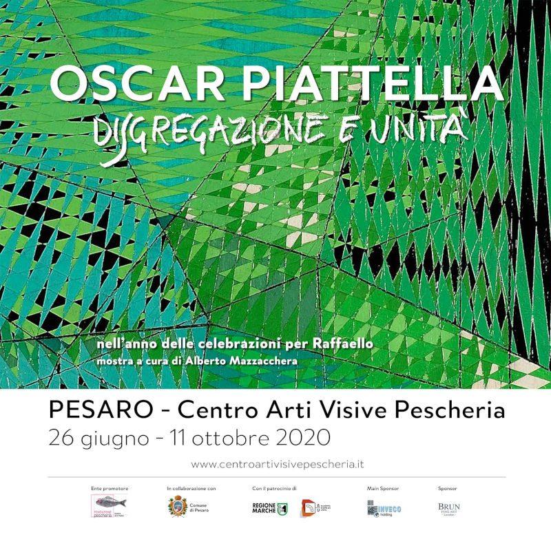 Oscar Piattella. Disgregazione e unità
