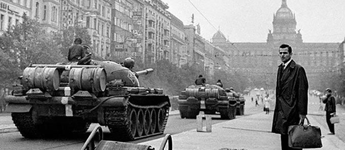 La Primavera di Praga 1968-'69