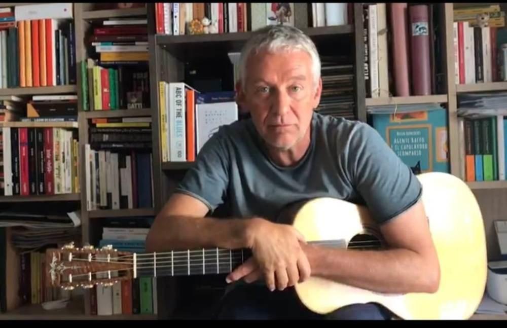 Paolo Bonfanti Trio al San Teodoro Blues Festival
