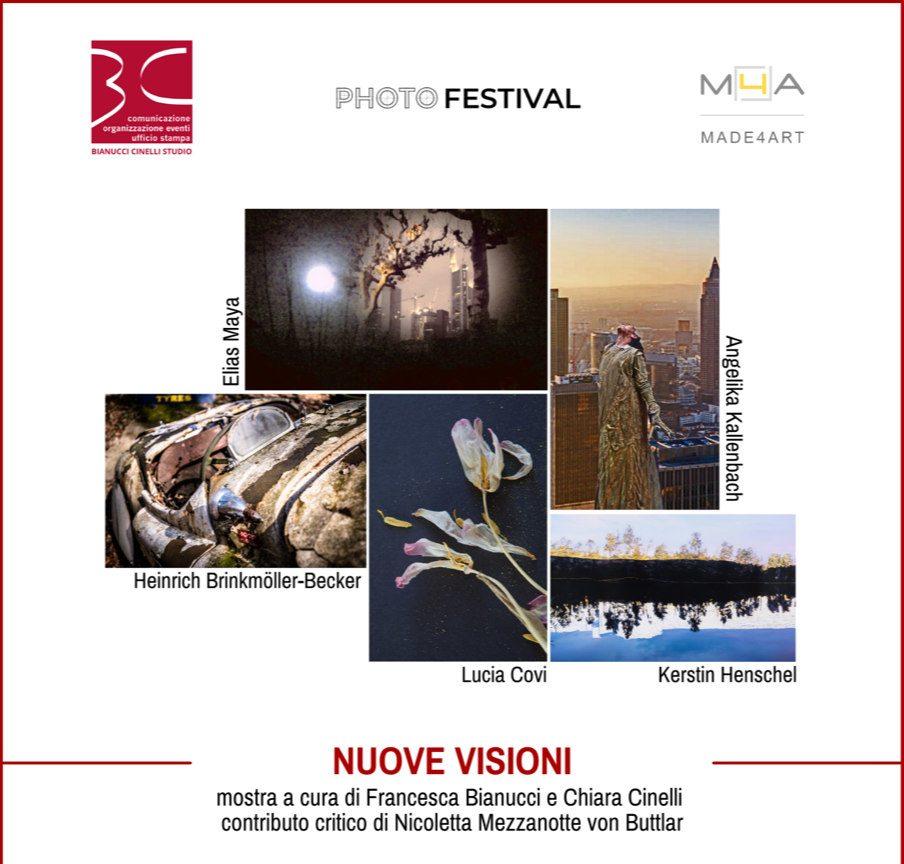 Nuove visioni, per Photofestival 2021