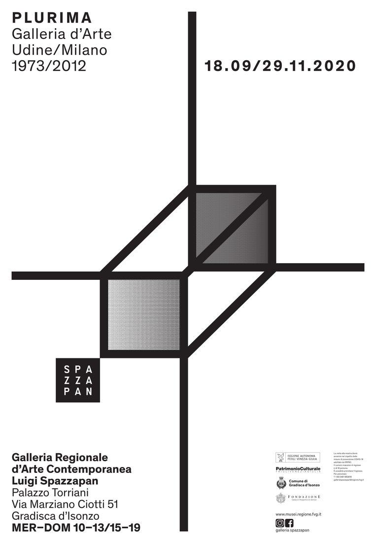 PLURIMA. Galleria d'arte Udine/Milano 1973-2012