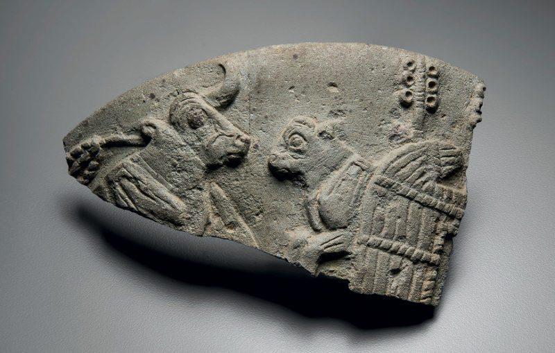 Prima dell'alfabeto. Viaggio in Mesopotamia alle origini della scrittura.