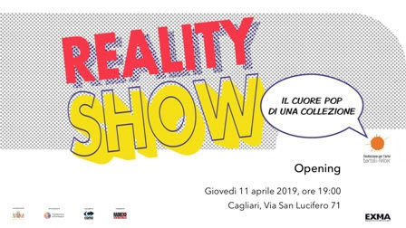 Reality Show all'EXMA - Exhibiting And Moving Arts - Cagliari