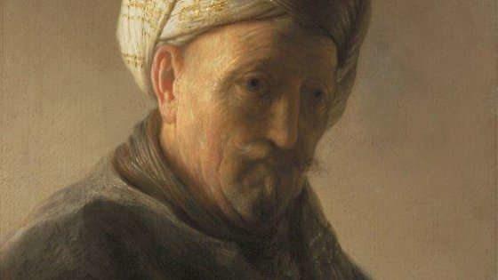 Rembrandt in Vaticano - Immagini fra cielo e terra