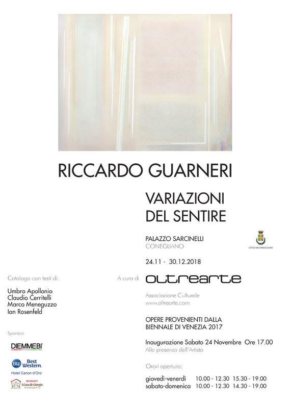 Variazioni del sentire - Riccardo Guarneri
