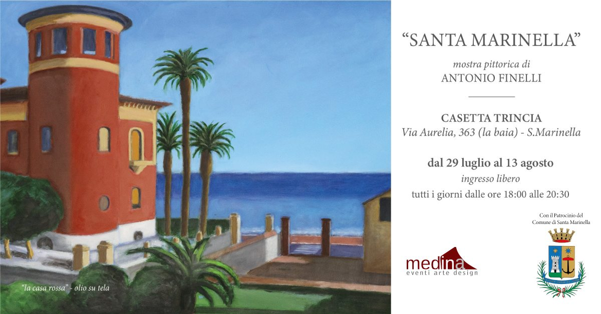 Antonio Finelli. Santa Marinella