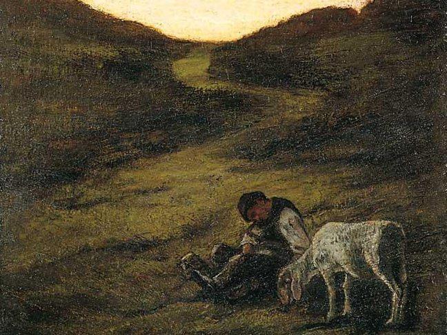Giovanni Segantini e i pittori della montagna