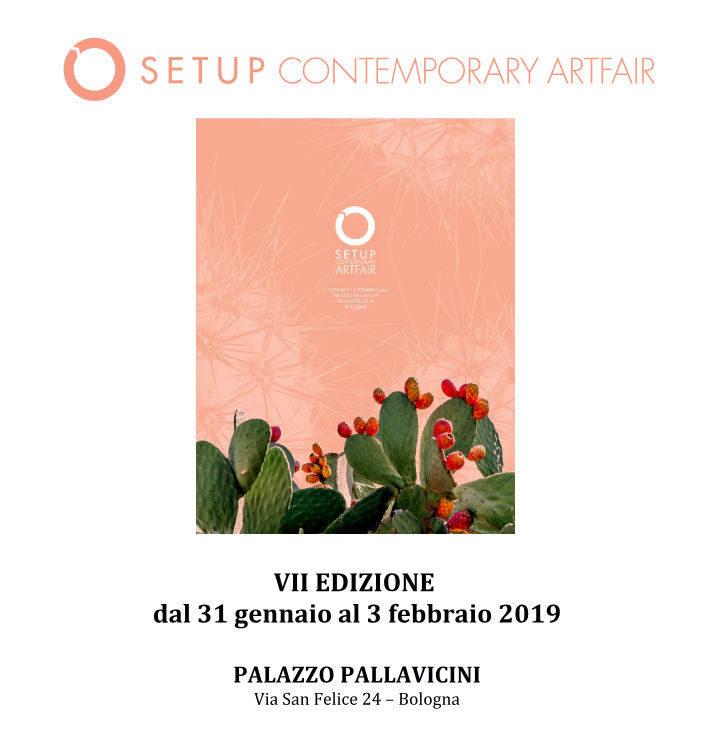 SetUp Contemporary Art Fair 2019