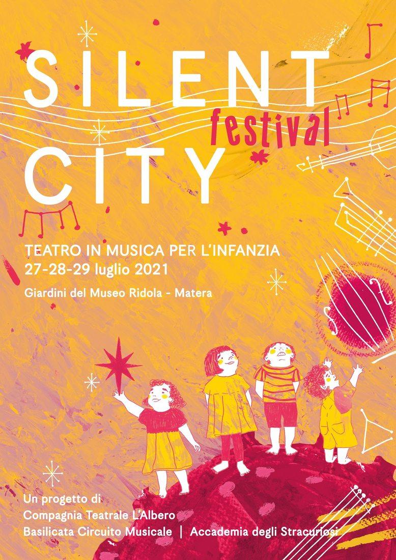 Silent City Festival, Matera