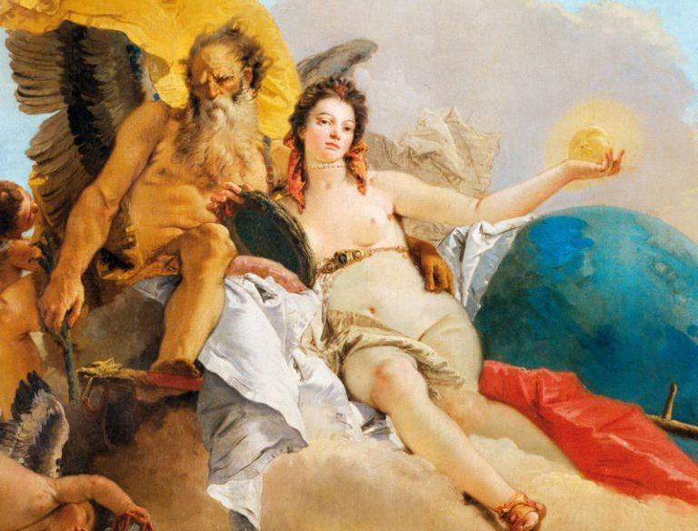 Tiepolo e il Settecento veneto