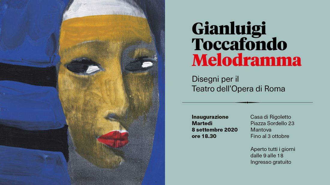 Gianluigi Toccafondo. Melodramma