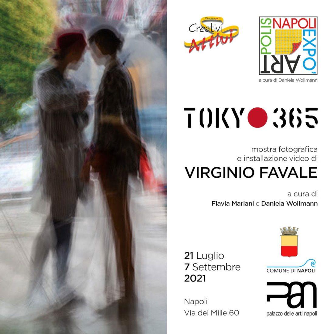 Virginio Favale. Tokyo 365